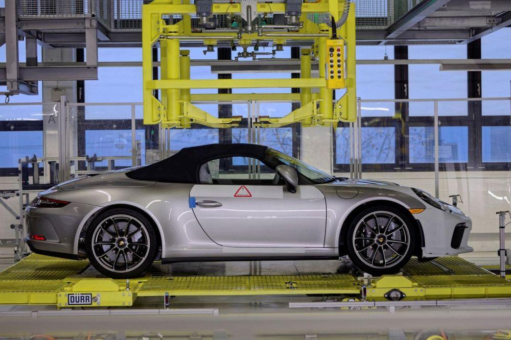 Porsche 911 Speedster-991-2