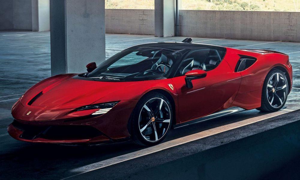 Ferrari SF90 Stradale-Plug-in Hybrid