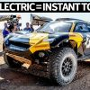 Ken Block-Electric Race Car-Dakar Rally