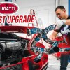 Bugatti Veyron Exhaust Upgrade