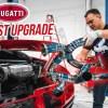 Bugatti Veyron Exhaust Upgrade