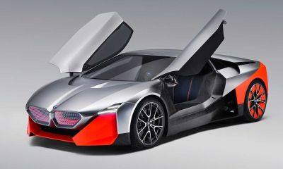 BMW Vision M NEXT-Hybrid Supercar-1