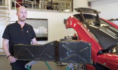 Koenigsegg Regera-battery pack