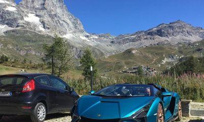 Lamborghini Sian Roadster-Matterhorn
