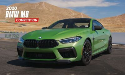 BMW M8 Competition-Willow Springs-1
