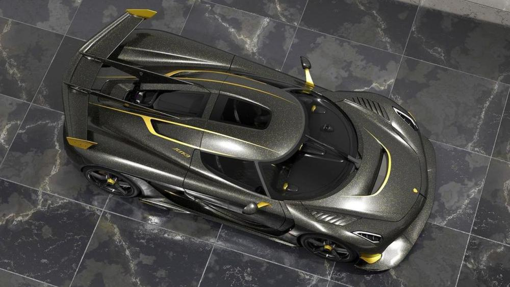 Koenigsegg Jesko Odin-Carbon-Gold-1