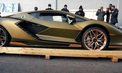 Lamborghini Sian-Manhattan Motorcars-1