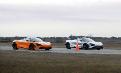 McLaren 765LT vs 720S-drag-race