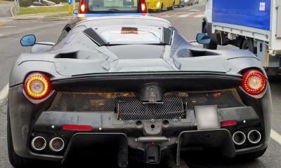 Next-gen Ferrari hypercar-LaFerrari successor