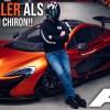 McLaren P1 top-speed acceleration-autobahn