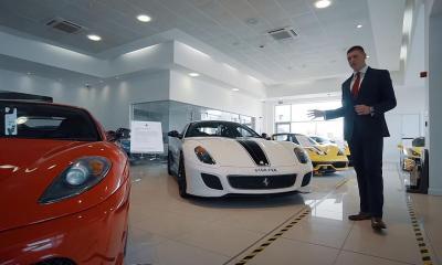 Jardine Ferrari-exhibition