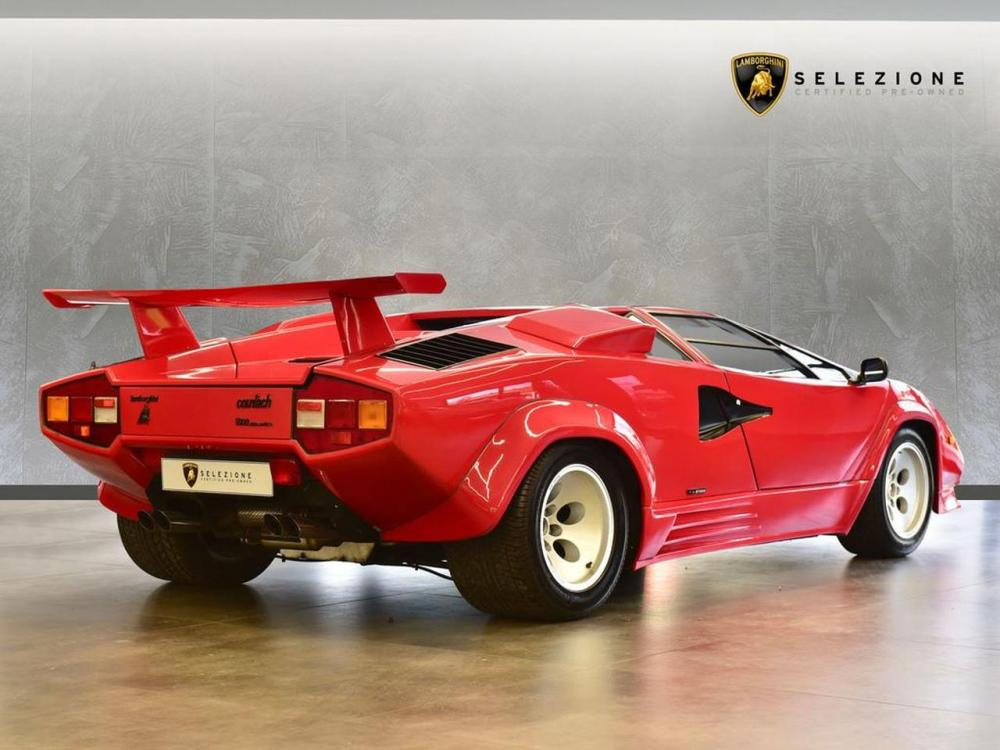 Lamborghini Countach-Red-2