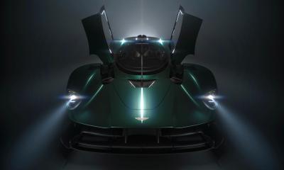 Aston Martin Valkyrie-teaser-Pebble Beach