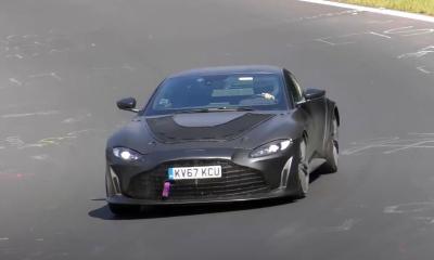 Aston Martin Vantage V12 RS-Nurburgring-1