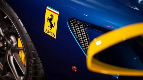 Ferrari 599 GTO-Blue Heritage Livery-4