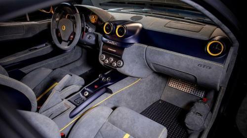 Ferrari 599 GTO-Blue Heritage Livery-6