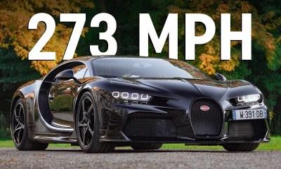 Bugatti Chiron Super Sport-The Stig Review