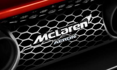 McLaren Aeron