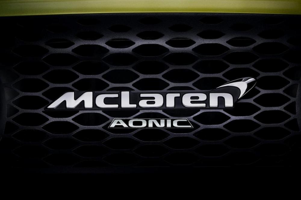 McLaren Aonic