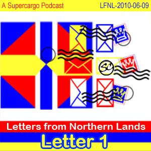 Letter 1 artwork
