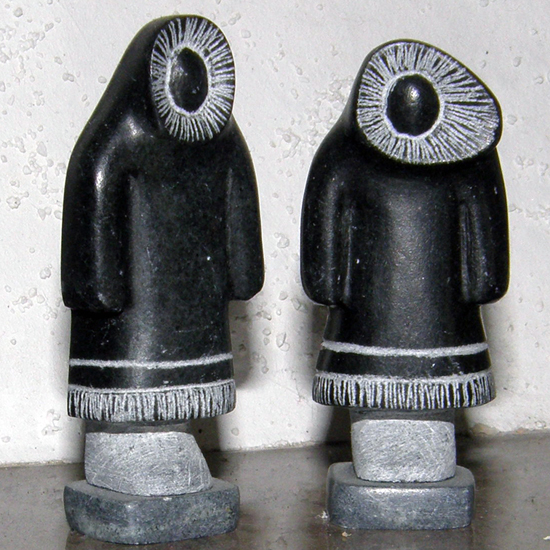 Soapstone Inuits