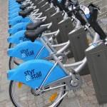 Styr-o-ställ bicycles