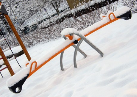 Snow-saw