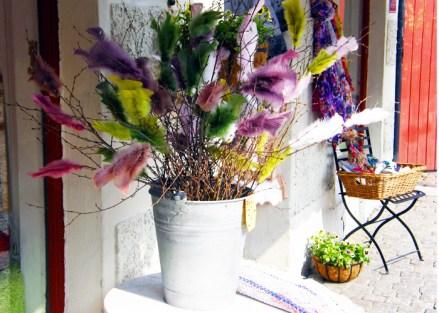 Påskris - Easter decorations