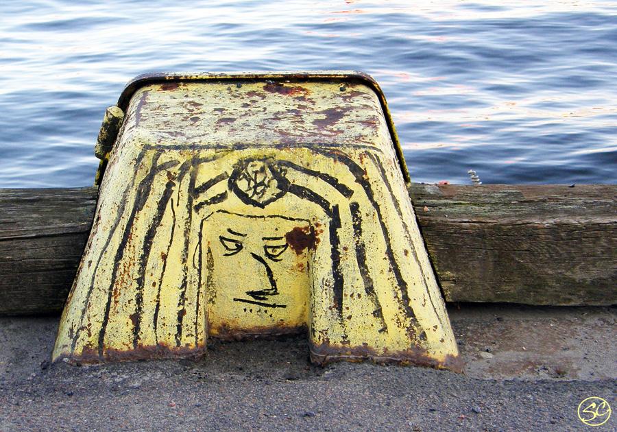 Pharaoh of the Docks
