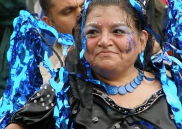 Hammarkullen Carnival: Carnival portrait 1