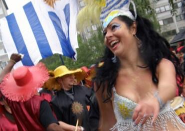Hammarkullen Carnival: Carnival portrait 3