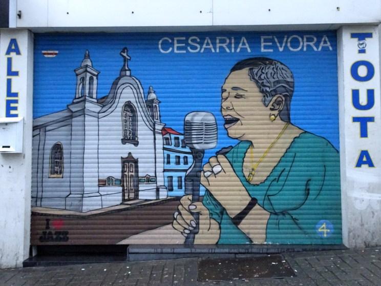 Jazz heroes - Cesaria Evora
