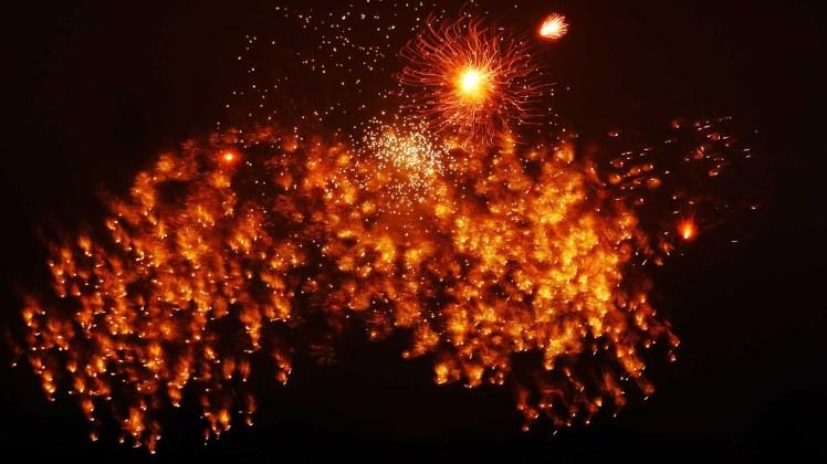 New Year Fireworks 3