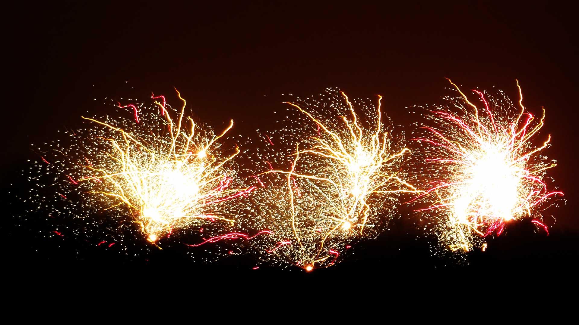 New Year Fireworks 4