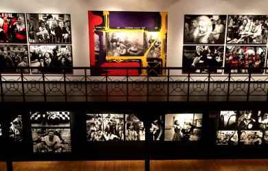 William Klein exhibition 19