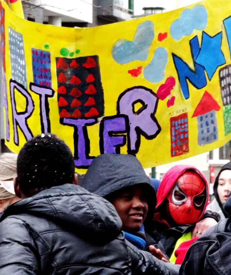 Laeken Children's Carnival 5 - Quartier Nord