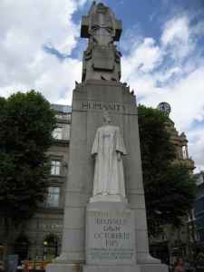 Edith Cavell Memorial, London