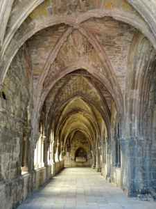 Arches in the Cathedral Cloister