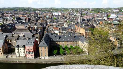15 Namur from the castle 3