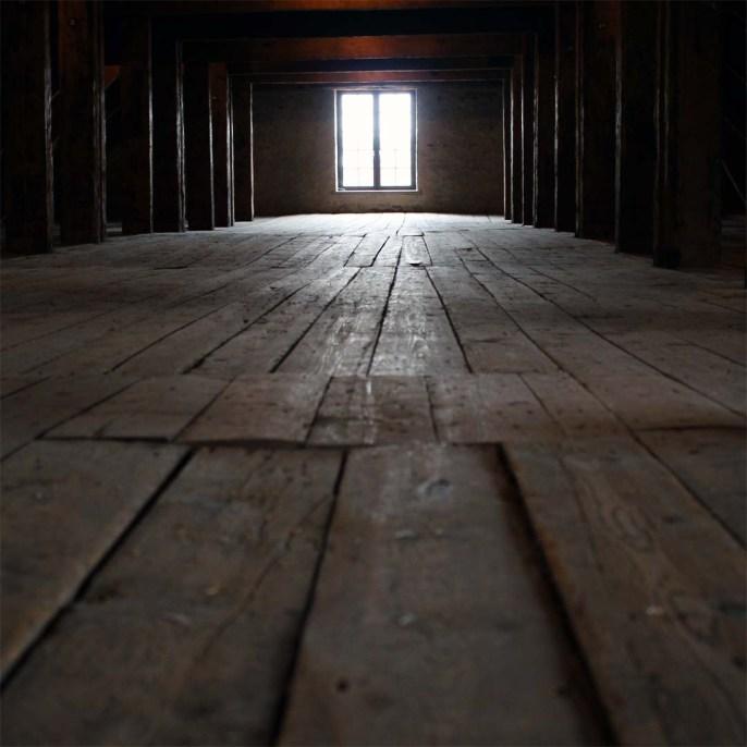 The thrid floor of Kronhuset