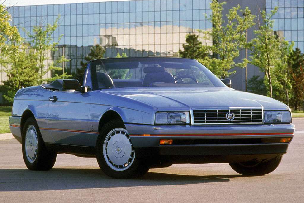 Used Cadillac Allante For Sale Buy Cheap Pre Owned Cadillac Cars