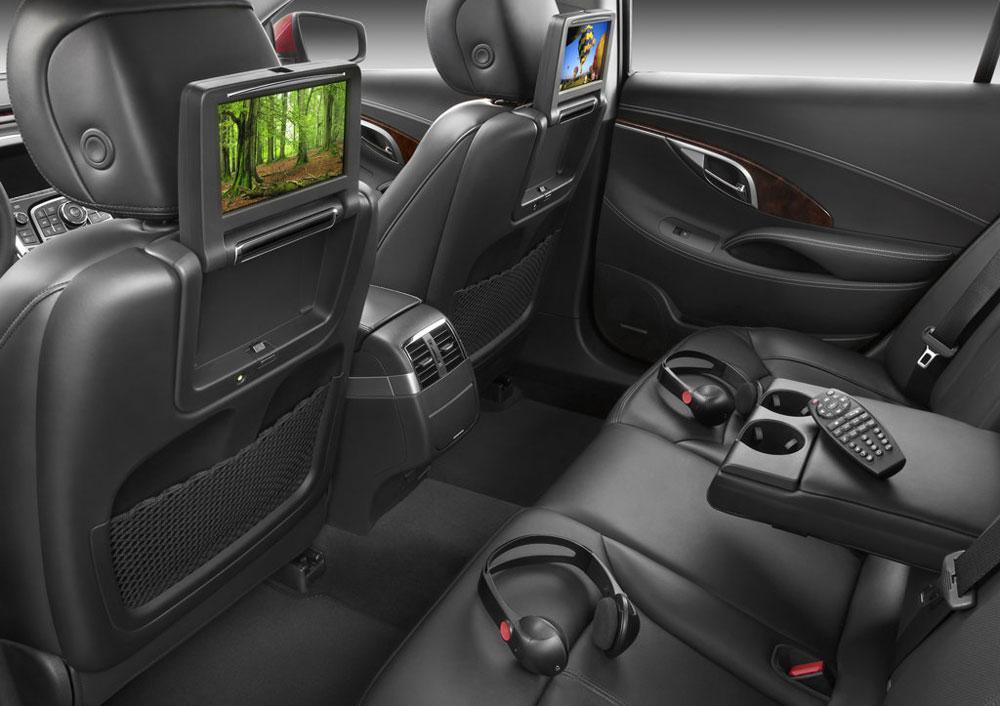 Buick Lacrosse Interior