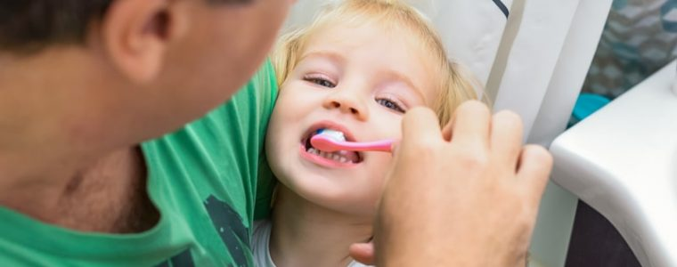 Things Every Parent Needs When Brushing Their Toddler's Teeth-min