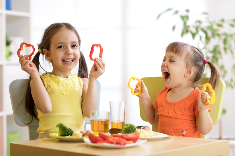 How to Help Your Kids Grow Healthy and Strong