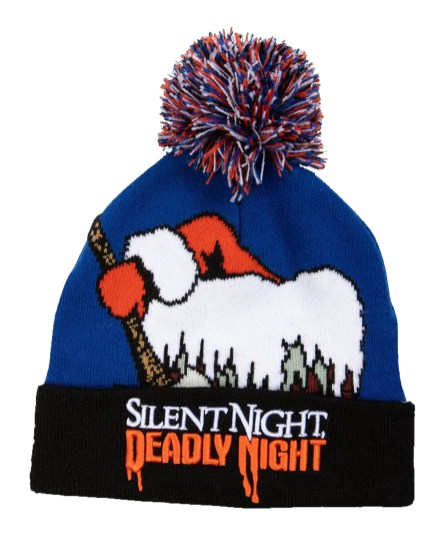 FRIGHT RAGS SILENT NIGHT DEADLY NIGHT WINTER HAT