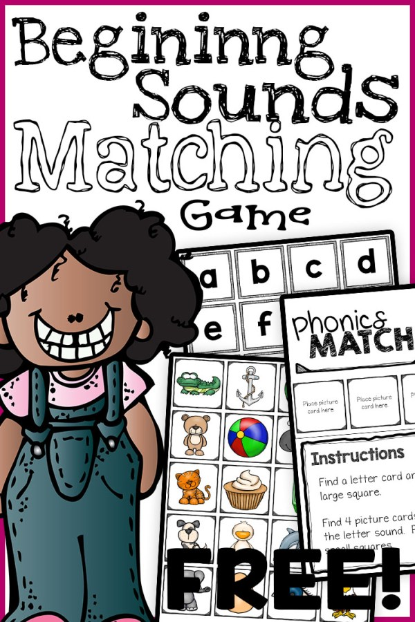 FREE Download! Your Preschool Needs This Fun Letter Game