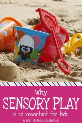 This is Why Sensory Play Actually Matters in the Preschool Classroom