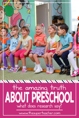 Preschool Learning – Are Letters Really Important?