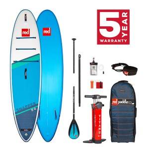 Red Paddle Co Sanpper 9-4 SUP package