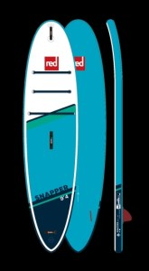 Redpaddle Co Sanapper paddle board for kids